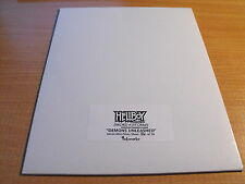 HELLBOY ANIMATED SWORDS OF STORMS, DEMONS UNLEASHED UNCUT SHEET 86/99