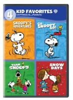 4 Kid Favorites: Happiness Is...Peanuts [New DVD] Boxed Set, Full Frame
