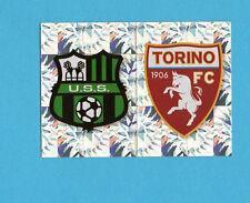 PANINI CALCIATORI 2009-2010-Figurina n.628-SASSUOLO+TORINO-SCUDETTO-NEW