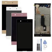 Pantalla LCD Táctil digitalizador + Marco Para Sony Xperia XA1 G3116 G3112 G3121