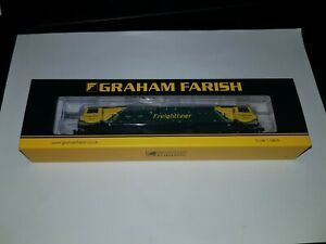 N GAUGE GRAHAM FARISH 371-640 CLASS 70 70015 FREIGHTLINER LIVERY Locomotive DCC6