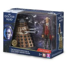 Doctor Who and Axis Dalek figure Set