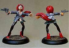 Shadowforge Miniatures Manga Range Misuki