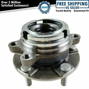 Front Wheel Bearing Hub Assembly for Nissan Maxima Altima 3.5L V6 w/ ABS