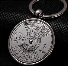 Perpetual Calendar Keychain 2010 - 2060 Fun Gift Key Ring
