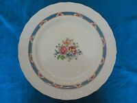 """Antique! Furnivals Of England, Somerset 10"""" Dinner Plate, 1913. No Sale Tax"""