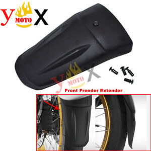 Motorcycle Front Mudguard Fender Extender Extension For BMW F850GS ADV 2018-2019