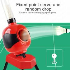 Badminton Automatic Service Machine Robot Ball Pitching Trainer Indoor Outdoor