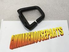 2000-2002 CAMARO  CONVERTIBLE BLACK DRIVERS SEATBELT SHOULDER GUIDE NEW 16817203
