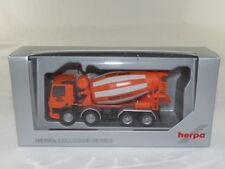Herpa 922661 DAF CF hormigoneras 4-alineación Paul fluri (CH), nuevo + embalaje original