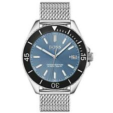 Hugo Boss Black Ocean Edition Steel Mens Watch 1513561