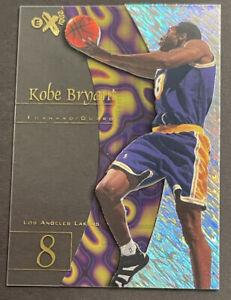 1997-98 Skybox EX-2001 *KOBE BRYANT* #8 Acetate Card Los Angeles Lakers HOF MINT