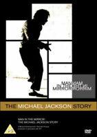 Man IN The Specchio Michael JACKSON Story Nuovo DVD (SCBX9408)