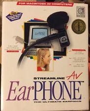 Apple Macintosh Jabra EPS-1200-AV EarPHONE Streamline - New In Box