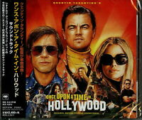 OST-ONCE UPON A TIME IN...HOLLYWOOD-JAPAN CD G35