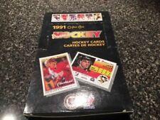 1990-91 O PEE CHEE PREMIER NHL HOCKEY SET BREAK MINT
