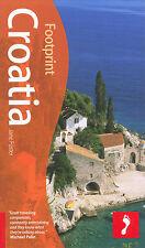Footprint Croatia - di Jane Foster - Libro (in inglese) nuovo in offerta!