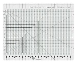 Creative Grids Stripology XL Slotted Quilt Ruler (CGRGE1XL)