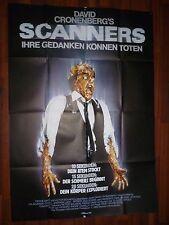 Scanners (DIN A 0) _original Filmplakat - David Cronenberg