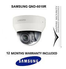 Samsung Wisen QND-6010RP 2MP Full HD 1080p 2.8mm Lens Dome CCTV Camera IR Indoor