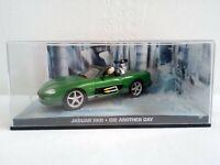 James Bond 007 Diecast Car Collection - JAGUAR XKR - DIE ANOTHER DAY