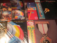 ELECTRIC LIGHT ORCHESTRA OUT OF THE BLUE OBI JAPAN 5 CD SET + JAPAN OBI LP BONUS