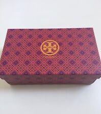 New Tory Burch Empty Shoe Box Gift White Tissue Storage