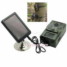 Batterie Chargeur solaire pour Chasse appareil photo SUNTEK HC-300M HC-300A Came