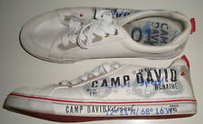 ●✿● Camp David Sneakers/Chucks KiteSport/Wind Speed /BonAir Gr.46 Weiß ●✿●