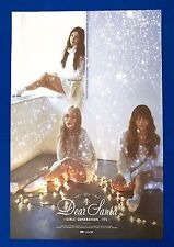 TAETISEO TTS SNSD Girls Generation Dear Santa (A Type) Official Poster New K-POP
