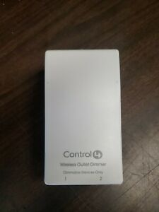Control4 Wireless Outlet Dimmer LOZ-5D1-x zigbee White FREE SHIPPING