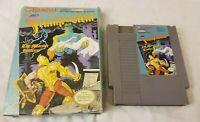NES Nintendo FRANKENSTEIN: THE MONSTERS RETURN Game + Box