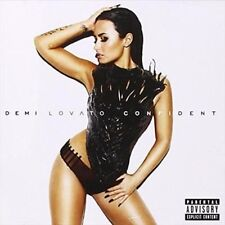 Confident [PA] by Demi Lovato (CD, Oct-2015, Hollywood)