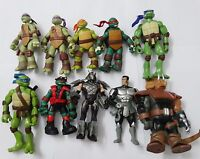 TEENAGE MUTANT NINJA TURTLES shredder Donatello Leonardo Michelangelo Raphael