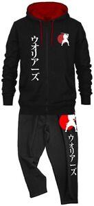 Übergrößen Schicker Jogginganzug HONEYMOON Samurai 2 Hosen 3XL - 12XL