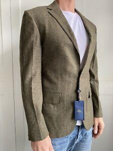 Polo Ralph Lauren Tweed Wool Blazer