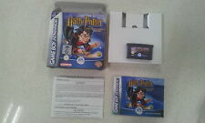 Harry Potter And The Philosopher's Stone Gameboy Advance GBA Boxed
