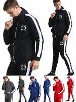 Mens Michael Air Legend 23 Jordan Tracksuit Jacket & Pants Hoodie Men Sportswear