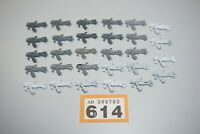 Warhammer 40k Space Marine Special Weapon Flamer x 29 LOT 614