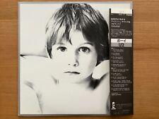 U2 BOY ISLAND 20S-77 OBI JAPAN VINYL LP