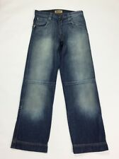 Kocca jeans donna usato denim XS W26 tg 40 relaxed comodo gamba dritta T3575