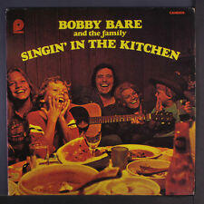 BOBBY BARE: Singin' In The Kitchen LP (corner bend) Country