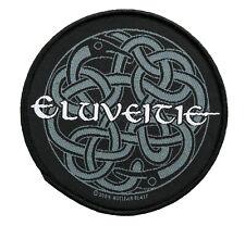 Eluveitie-Celtic Knot Aufnäher SP2345-Eluveitie Patch Gewebt & Lizenz !