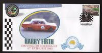 100 Yrs of AUST RACING Cv, HARRY FIRTH 1963 CORTINA GT