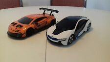 ferngesteuertes auto 1:24 Lamborghini + BMW