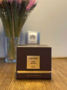 Tom Ford Oud Wood   Candle Bougie   2.24 IN.   NEW IN BOX