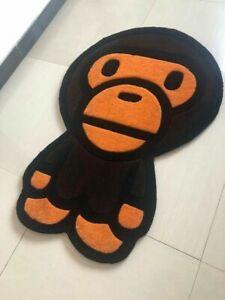 Ape Bape A Bathing Baby Milo Carpet mat bedroom rug living room area floordecor