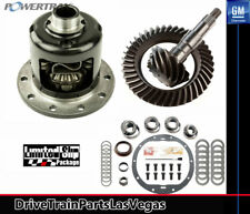Posi Package Chevy GM 8.6 3.73 Ratio Ring Pinion Gear Set Master Kit 2009 - 2018