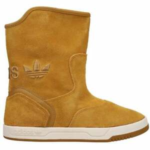 adidas Extraboot Pull On  Womens  Boots   Mid Calf  - Brown