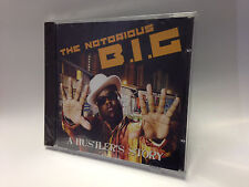 THE NOTORIOUS B.I.G - A Hustler's Story CD BRAND NEW & SEALED!